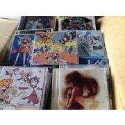 【送料無料】転売用 アニメCD(ジャンク含む) 90枚セット