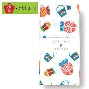 マツモトヨーコ マルチクロス (水遊び/17-10-4626) ガーゼ 風呂敷  レトロ モダン 雑貨