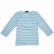 【代引不可】SAINT JAMES 8072 NEIGE/RIVAGE 長袖Tシャツ セントジェームス