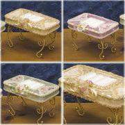 ●SALE●可愛らしいロココのアクセホルダー(テーブル)●お気にのアクセ置き♪ミニチュア家具♪