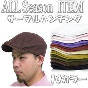 ★オールシーズンアイティム♪ GENTLY  サーマル ハンチング 6464