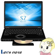 CF-SZ6JFMQR パナソニック Let's note SZシリーズ 12.1型ノートパソコン LTE対応