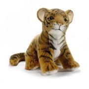 安全性・本物のような質感・感触にこだわった HANSA 製品『赤ちゃんトラ 18』