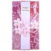 プレーリードッグ 手ぬぐい祝儀袋 和布華 手毬桜
