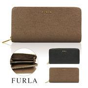 フルラ 長財布 バビロン FURLA 開閉口がダブルで使いやすい 多機能大きめ長財布【PN27 B30 BABYLON】