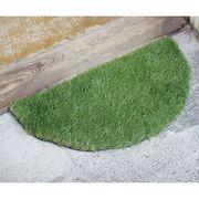 GRASS MAT HALF ROUND