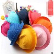 ★大人気★ レディースファッション&帽子★可愛いネゴ耳草編み帽子 8色