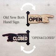 """Old New シリーズ【Both ハンドサイン """"OPEN & CLOSED""""】"""