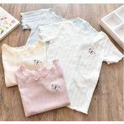韓国風★新しいスタイル★キッズファションTシャツ★人気キッズ服