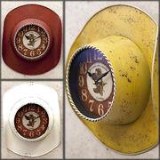 【SALE/値下げ】★【TEXAS CLOCK COWBOY HAT】★テキサス クロック カウボーイハット【壁掛時計】