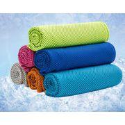 タオル 運動用タオル 冷却素材 スポーツタオル 冷却 速乾 超吸水 熱中症対策用 冷感タオル