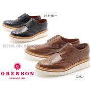 【グレンソン】 5067 アーチー ウイングチップ シューズ 紳士靴 全2色 メンズ