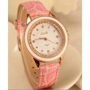 MAS レディース  豪華ラインストーン石使用 女性用 クォーツ 時計/腕時計 M-610749