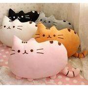 抱き枕★大人気プレゼント枕★可愛い猫形寝枕★★座布団