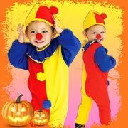 ハロウィン ピエロ 仮装 子供 かわいい ベビー用 ハロウィーン コスチューム