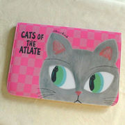 Shinzi Katoh BankBook Holder CAT'S EYE PINK