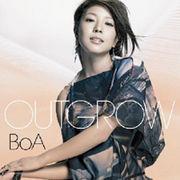 韓国音楽 BoA(ボア)/OUTGROW(CD+DVD)