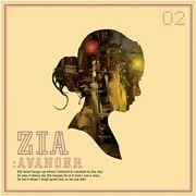 韓国音楽 Zia(ジア)2集 - Avancer