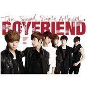韓国音楽 Boyfriend(ボーイフレンド)- Don't Touch My Girl [Single]