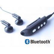 �yBluedio AVX6�zBluetooth�w�b�h�Z�b�g&�X�e���I����(1)/iphone4S�Ή�