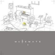 韓国音楽 Musemate(ミュズメート)1集 - It's Only For You、My Song