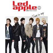 韓国音楽 Led Apple(レッドアップル)- Time Is Up [Single]