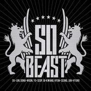 (韓国版)韓国音楽 BEAST(ビースト)- SO BEAST [Limited Japan 'A' version]