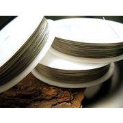 ◆280円◆ストラップ・ネックレス用・ワイヤー★たっぷり50m★