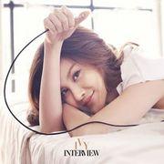 韓国音楽 Ivy(アイビ)- Interview [Mini Album]