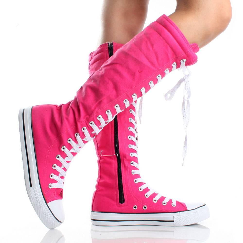 Shoe City Pink Converse