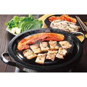 【代引不可】 韓国料理コッテジ サムギョプサルセット その他肉類