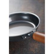【代引不可】 燕三 鉄木柄フライパン(16cm) キッチン・鍋・パン