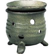 【代引不可】 信楽焼 新緑 茶香炉 ディフューザー