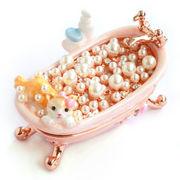 【戦プラ!】 マリーのミニチュアバス 宝石箱 ジュエリーボックス