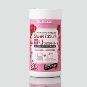 WC-FC80-1 エレコム タッチパネル用香りつきクリーナー