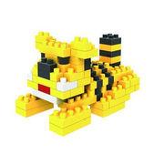 格安☆子供も大人もハマるブロック◆ホビー・ゲーム◆ブロックおもちゃ◆積み木◆知育玩具◆トラ