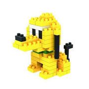 格安☆子供も大人もハマるブロック◆ホビー・ゲーム◆ブロックおもちゃ◆積み木◆知育玩具◆イヌ
