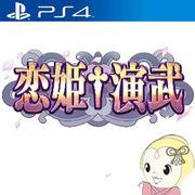 【PS4用ソフト】 恋姫†演武 PLJM-80072