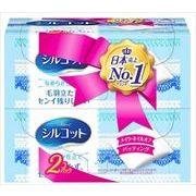 シルコット82枚×2 【 ユニ・チャーム(ユニチャーム) 】 【 コットン 】