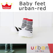 ��2015AW�@�V�쁡 �yBaby feet �x�r�[�t�B�[�g�z Urban Red