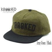 KROOKED  Arch Unst Snapback  14204