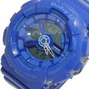 カシオ CASIO ベビーG BABY-G デジタル 腕時計 BA-110BC-2A