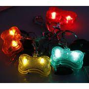 新品 ペット用品 LED発光ペンダント 犬 ドッググッズ