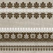 Paw Decor Collection ペーパーナプキン フラワーパターン