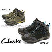 【クラークス】 オン ツアー ルート ゴアテックス 全2色 メンズ