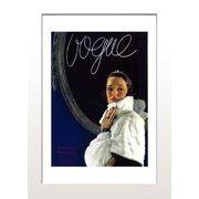 ИVoque's Poster series【Vogue Paris Janvier 1934】