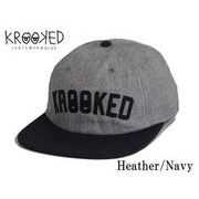 KROOKED KSB ARCHED 6PANEL SNAP  13959