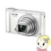 カシオ デジタルカメラ HIGH SPEED EXILIM EX-ZR3100WE [ホワイト]