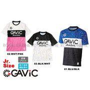 【ガビック】 GA8666 昇華プラクティス Tシャツ 全3色 ジュニア