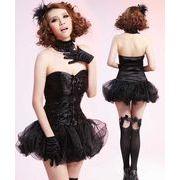 メイドコスチューム セクシーコスプレ ステージ衣装 ハロウィン仮装 bwn0148-1